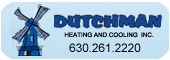 Dutchman Heating and Cooling, Inc. - 2010 Dealer of the year award winner!