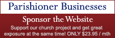 Parishioner Businesses - St. Gabriel STL